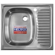 Мойка из нержавеющей стали Melana RUS-5851 врезная
