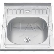 Мойка Melana MLN-5060 накладная