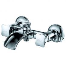 Каскадный смеситель для ванны D&K DA1383501