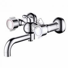 Смеситель для ванны D&K DA1413241, с аксессуарами